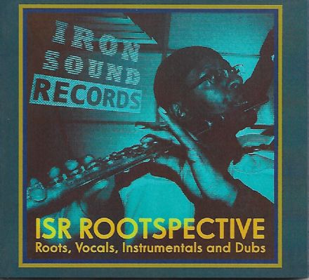 Various - Iron Sound Records ISR Rootspective (ISR) CD